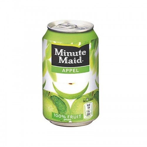 Minute Maid Appelsap tray