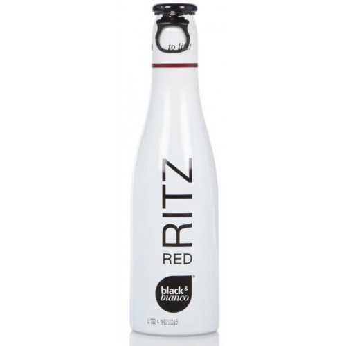 Black & Bianco Red Ritz Picollo