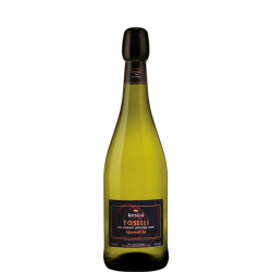 Bosca Toselli Spumante delicately sweet alcoholvrij