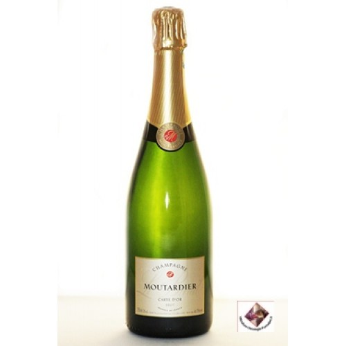 Champagne Moutardier Carte d'Or Brut