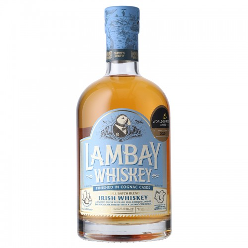 Lambay Irish Small Batch Whiskey